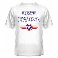 Футболка Best Papa