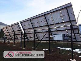 Мережева СЕС 30 кВт у смт. Мельниця-Подільська   2