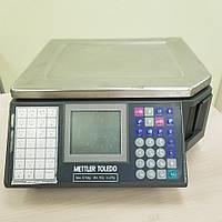 Весы Mettler Toledo Tiger 15D 3600 бу