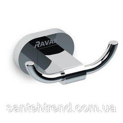 Двойной крючок  Ravak Chrome CR 100.00