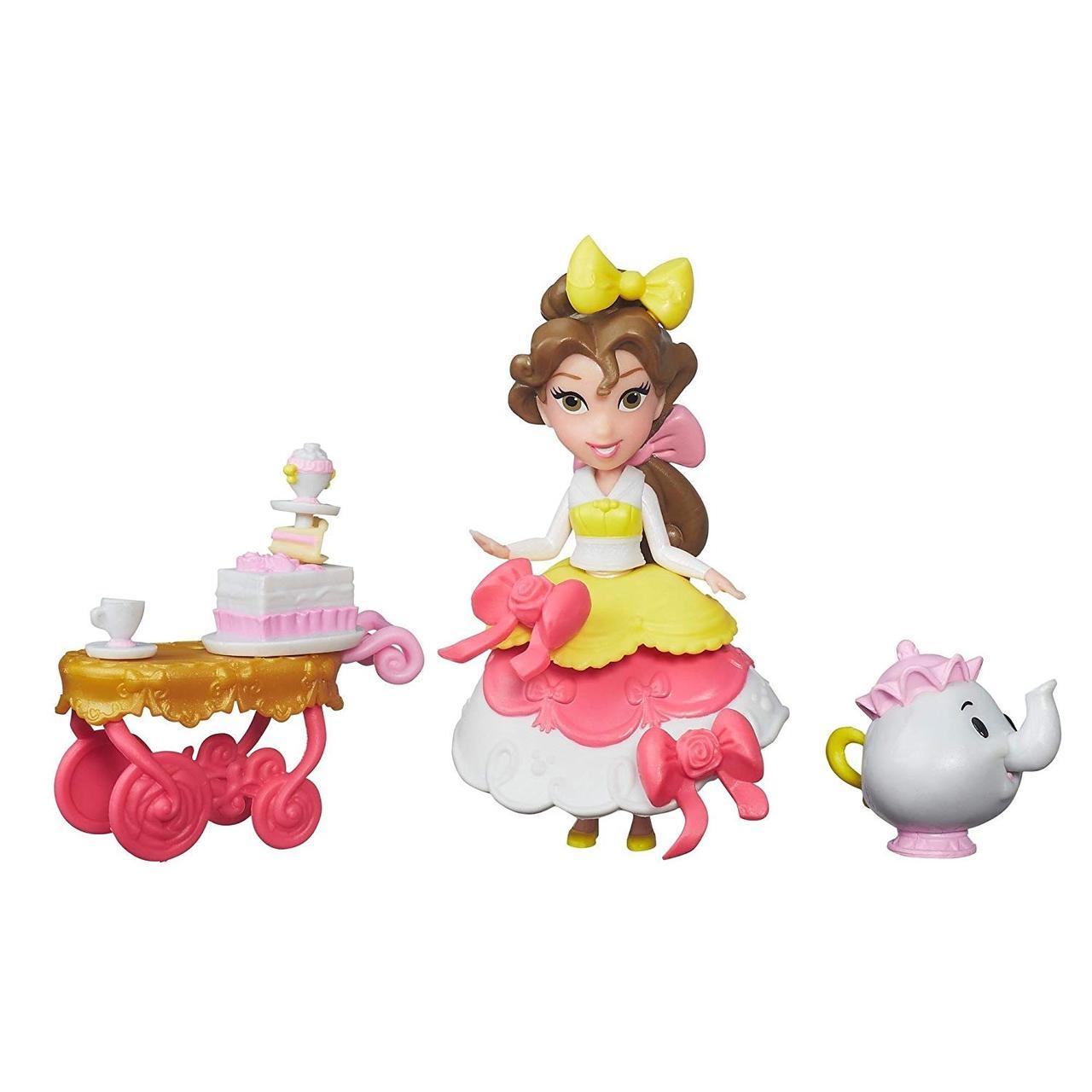 Игровой набор маленькая Disney Princess с аксессуарами (в ассортименте) Hasbro B5334