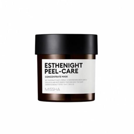 Концентрированная ночная маска для лица Missha Esthenight Peel-Care