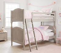 Двухъярусная детская подростковая кровать-трансформер Каталина из натурального дерева!