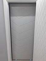 Міжкімнатні двері ЗІГ-ЗАГ