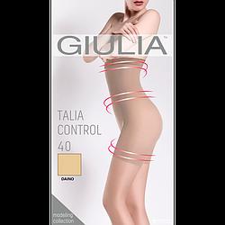 Корректирующие колготки женские GIULIA Talia control 40 | 1 шт.