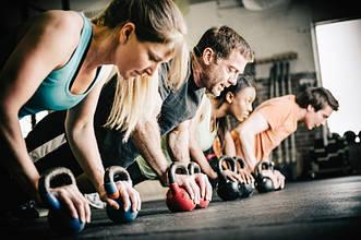 Програма для фітнес клубів Fitness Pro