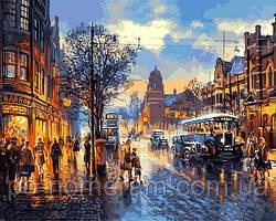 Картина по номерам Babylon Улочки Лондона (VP1241) 40 х 50 см