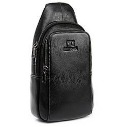 Рюкзак Городской кожаный BRETTON BE 2002-3 black