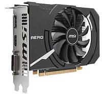 Видеокарта MSI Radeon RX 550 AERO ITX OC 2048MB (RX 550 AERO ITX 2G OC)