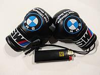 Боксерские перчатки в машину на стекло сувенир брелок 138