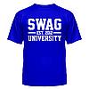 Футболка Swag University