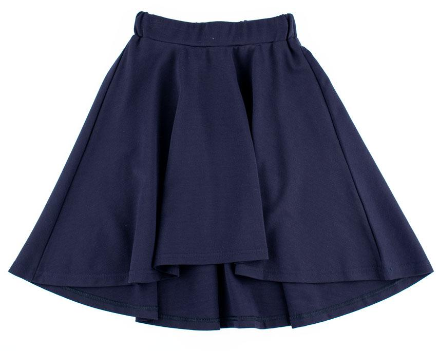 Юбка для девочек Modalora 116-128  синий K701597-1
