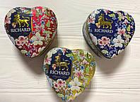 Чай черный Richard Королевское сердце ж/б -  30г