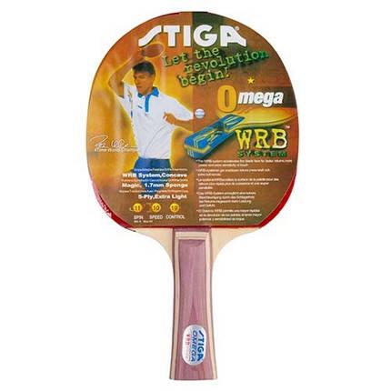 Ракетка для настольного тенниса Stiga Omega, фото 2