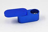 Трубка курительная трансформир синий, фото 1