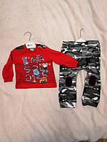 Трикотажный костюм для малыша, фото 1