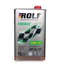 Масло ДВС 10W-40 ROLF Energy SL/CF, 1л, п/сінт
