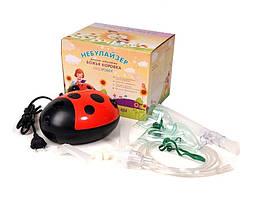 Небулайзер детский ERGOPOWER ER-404 (божья коровка) Праймед