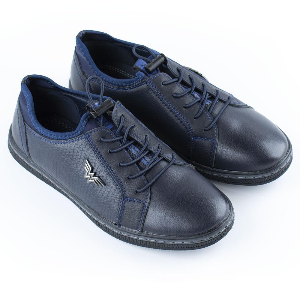 Туфли для мальчиков EeBb 33  синий 980486