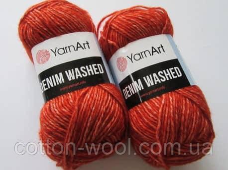 YarnArt Denim Washed (Денім Вошд) 80% - бавовна, 20% - акрил 915