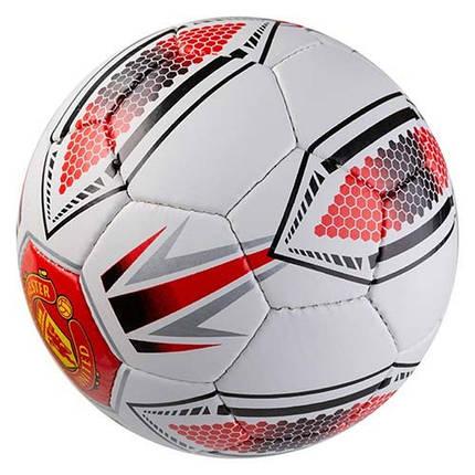 Мяч футбольный Grippy G-14 MU 3, фото 2