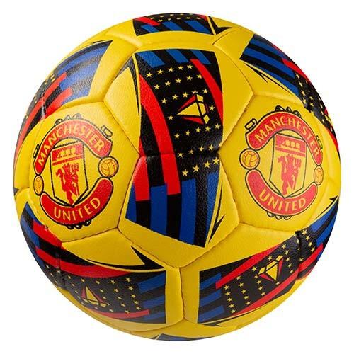 Мяч футбольный Grippy G-14 MU 2, желто/синий