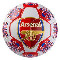 Мяч футбольный Grippy Арсенал, фото 3