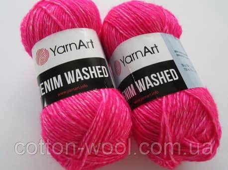 YarnArt Denim Washed (Денім Вошд) 80% - бавовна, 20% - акрил 920