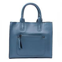 Сумка Женская Классическая кожа ALEX RAI 010-1 8634-1 blue
