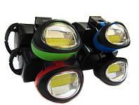 Налобный фонарь BL 536 COB