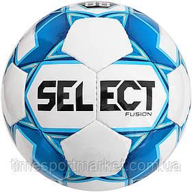 Мяч футбольный SELECT Fusion 012 размер 4 (ORIGINAL)