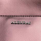Сумка Женская Классическая кожа ALEX RAI 08-4 8630 brown, фото 2