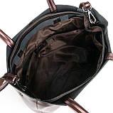 Сумка Женская Классическая кожа ALEX RAI 08-4 8630 brown, фото 4