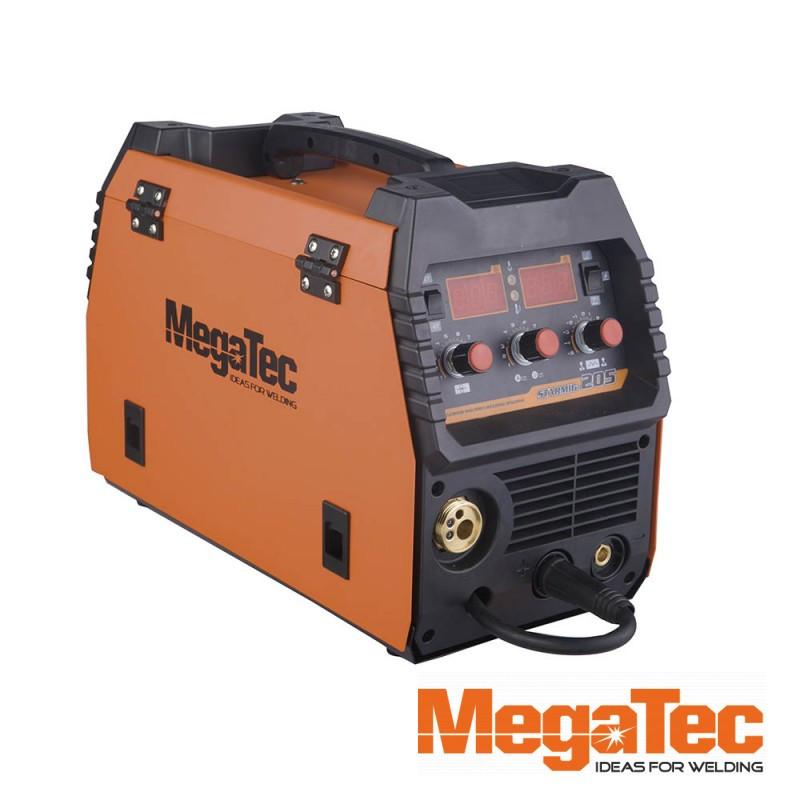 Инверторный сварочный полуавтомат MEGATEC STARMIG 205