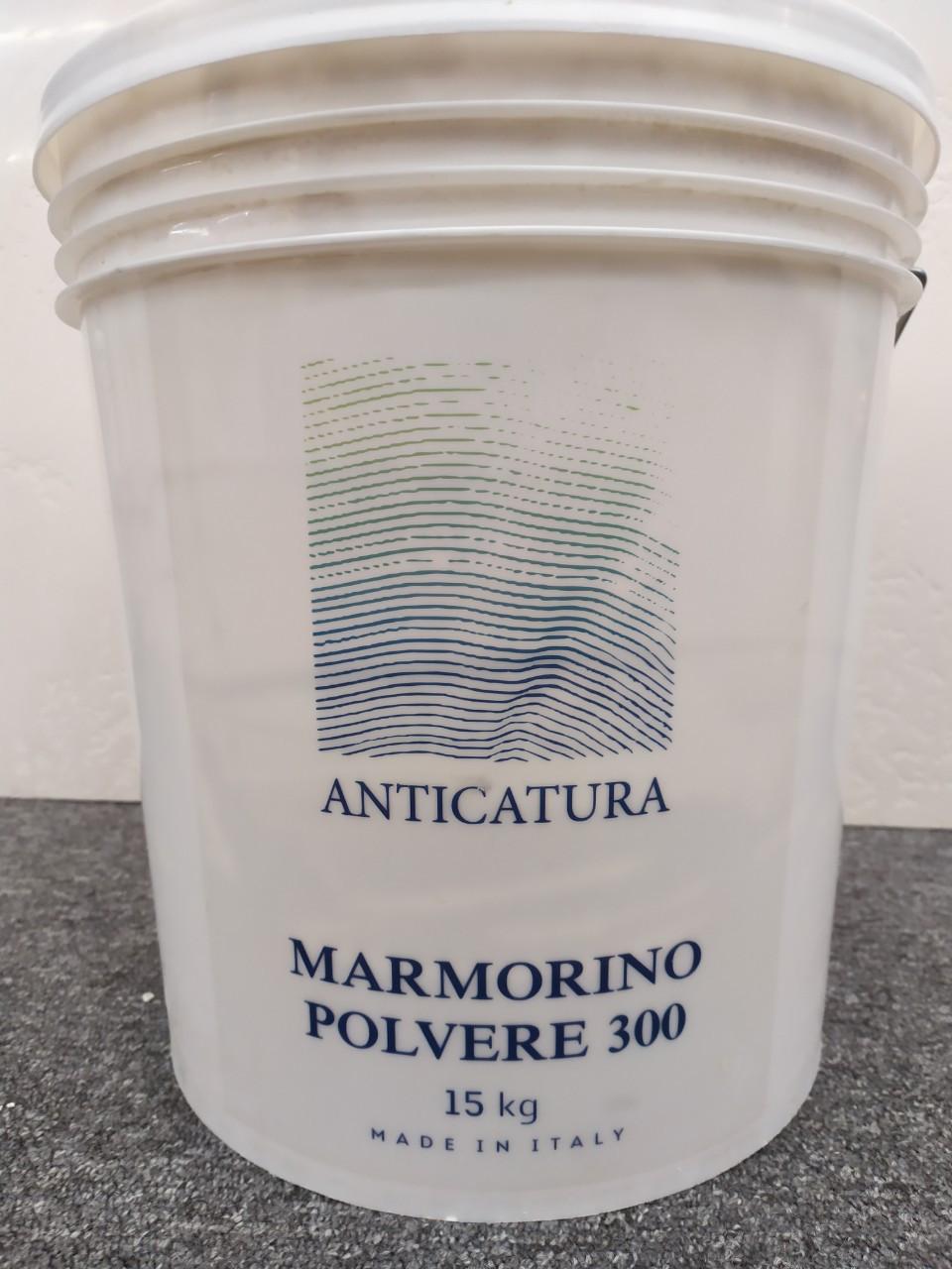 Готовая известковая штукатурка марморин ANTICATURA MARMORINO POLVERE 300 AQUA