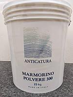 Готовая известковая штукатурка марморин ANTICATURA MARMORINO POLVERE 300 AQUA, фото 1