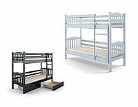 Двухъярусная кровать без ящиков Бай-Бай