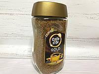 Кофе растворимый (Кафедор) D`Or Gold Export 200г