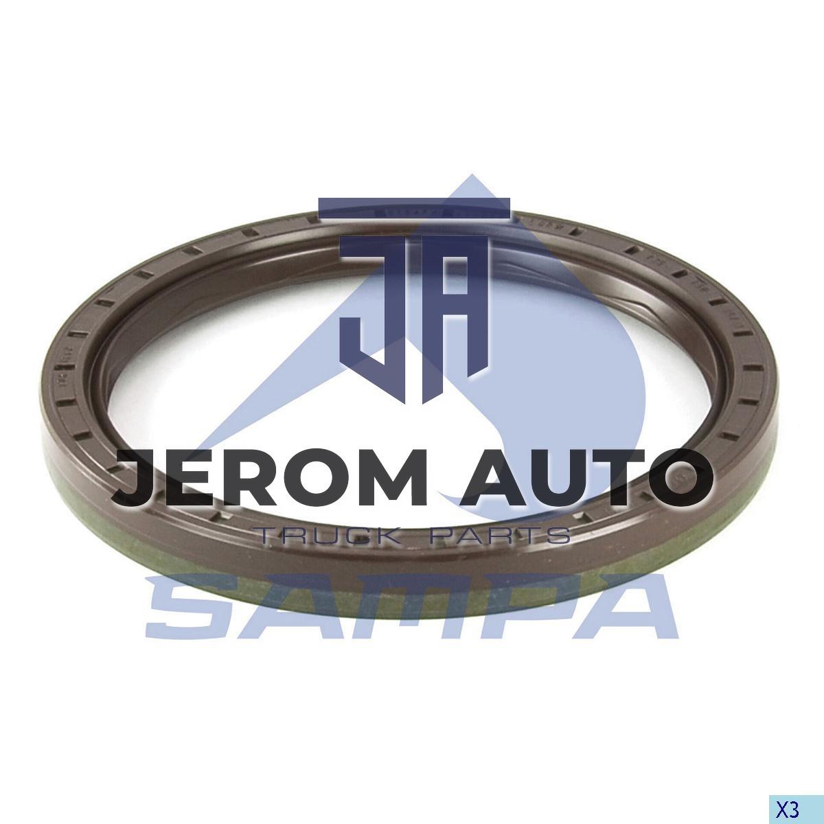 Сальник Mercedes ABS d125xd150x15 / FPM \0169977747 \ 010.232