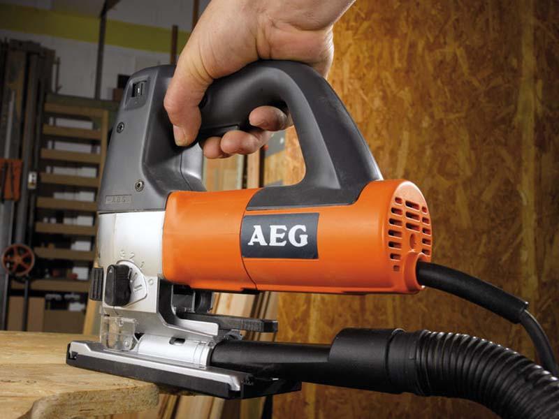 Лобзик электрический AEG STEP 1200 BX