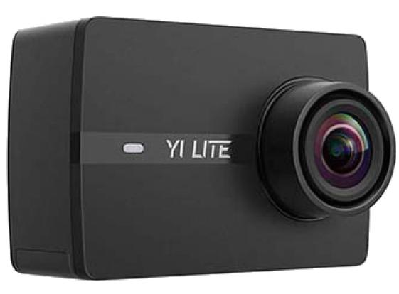 Екшн-камера Xiaomi Yi Lite 4k Black (YAS.1117) (Black)