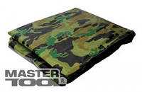 MasterTool  Тент   4 х 6 м, камуфляж, 90 г/м2, Арт.: 79-8406