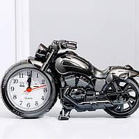Детские настольные часы-будильник Мотоцикл, Дитячі настільні годинники-будильник Мотоцикл