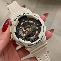 Часы наручные Casio GA-110 белые