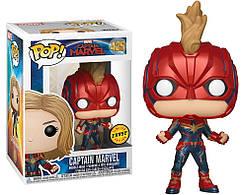 Фигурка Funko Pop Фанко Поп Марвел Капитан Марвел Marvel Captain Marvel 10 см CM 425