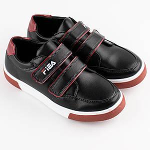 Туфли для мальчиков Bessky 37  чёрный 980500