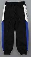 Спортивные утепленные брюки на мальчика Артикул: ZT25-01 [128 СМ] {есть:128 СМ}