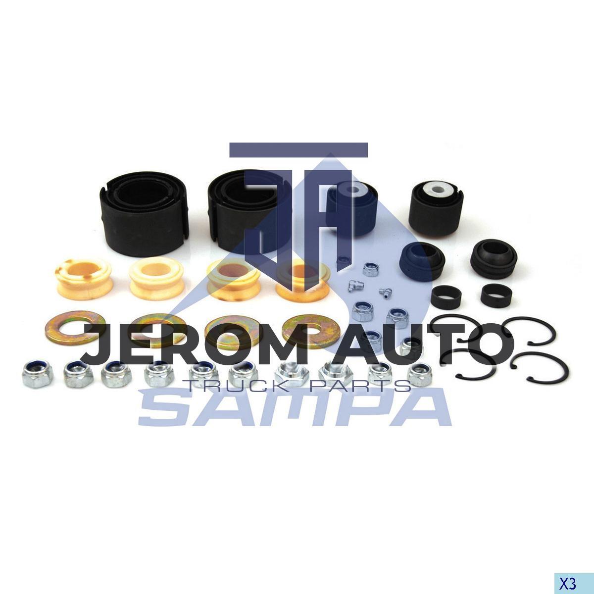 Ремкомплект стабилизатора передн Mercedes \6523200511 \ 010.540