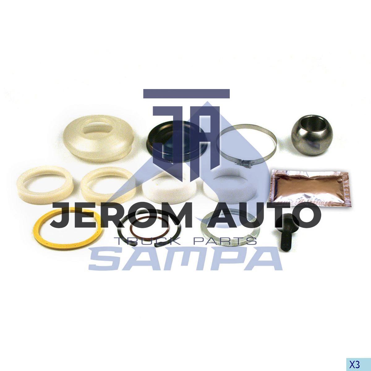 Ремкомплект тяги Mercedes M20x1,5/d80x46 \0003500205 \ 010.554