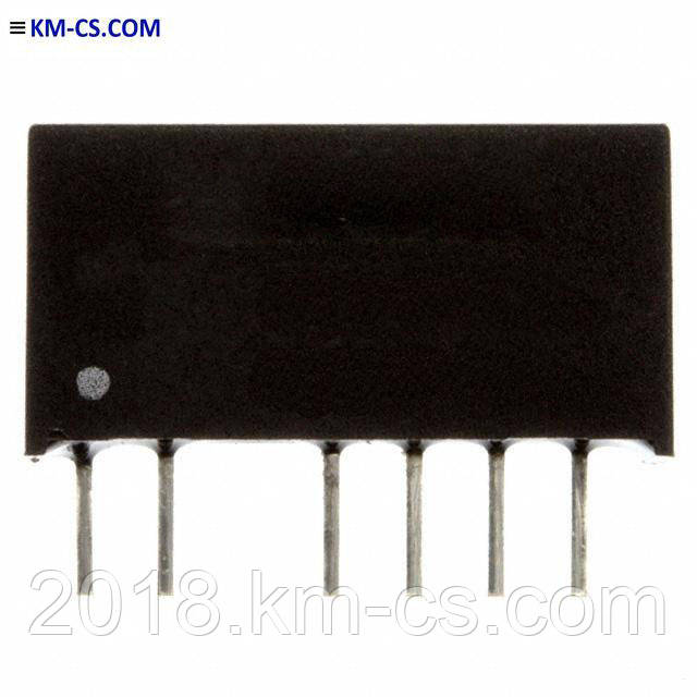 Микросхема DC-DC P6CU-0505ELF (PEAK electronics)